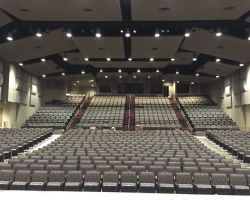 Union County High School Auditorium