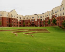 Georgia Gwinnett College of Student Living